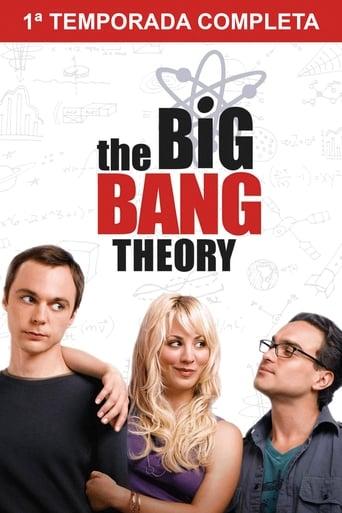 Big Bang A Teoria 1ª Temporada - Poster