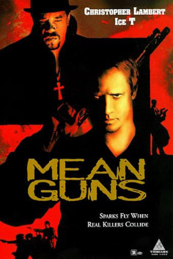 Poster of Mean Guns
