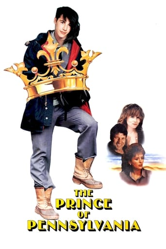 Poster of The Prince of Pennsylvania