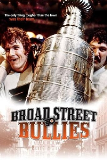Poster of Broad Street Bullies