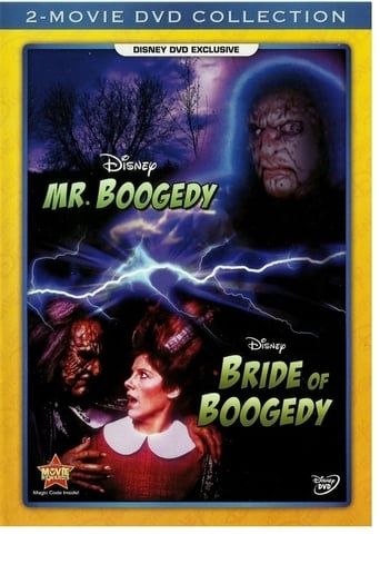 Poster of Mr. Boogedy Collection
