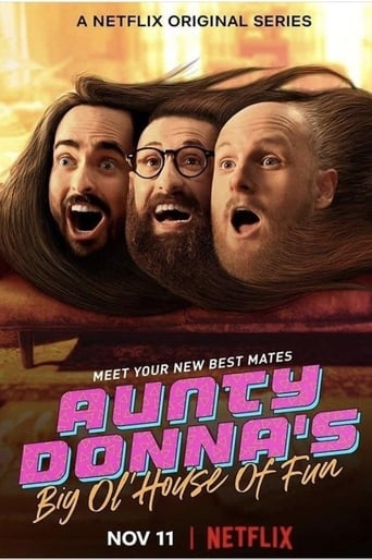 Aunty Donna's Big Ol' House of Fun Poster