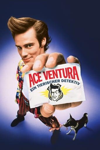 Ace Ventura - Ein tierischer Detektiv - Komödie / 1994 / ab 12 Jahre