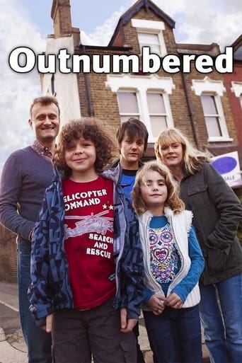 Poster Outnumbered