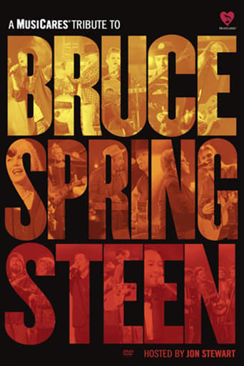 Poster of A MusiCares Tribute to Bruce Springsteen