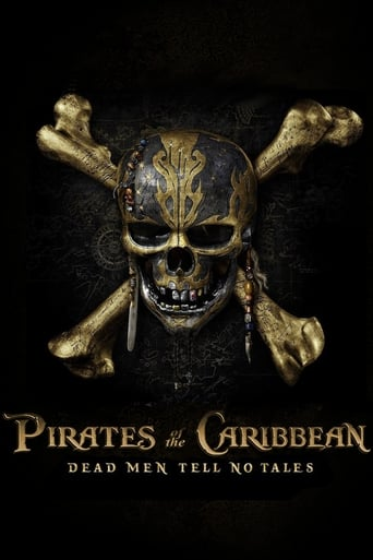 The Pirates of the Caribbean: Dead Men Tell No Tales (2017) movie poster image