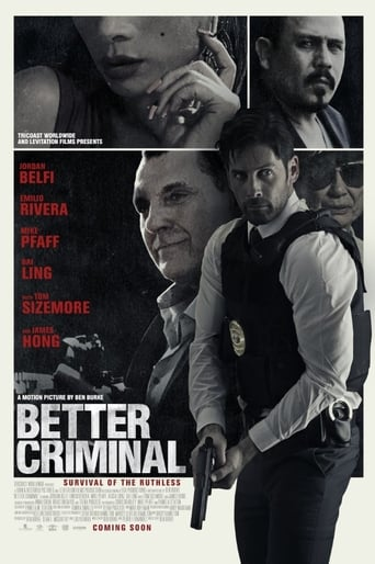 Poster of Better Criminal