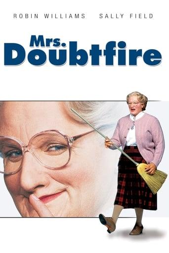 Poster Mrs. Doubtfire