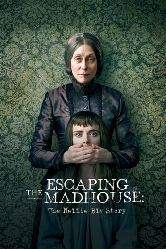 Poster of Escaping the Madhouse: The Nellie Bly Story