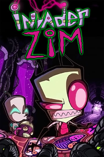 Poster of Invader ZIM