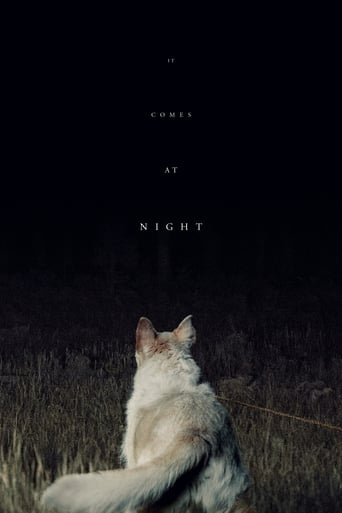 Official movie poster for It Comes at Night (2017)