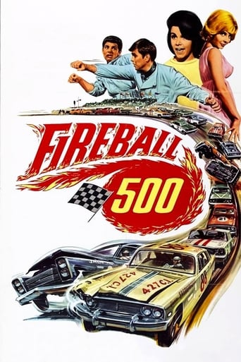 Poster of Fireball 500