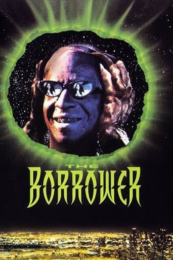 Poster of The Borrower
