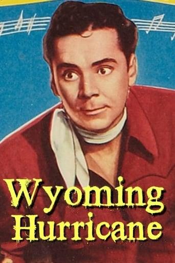 Poster of Wyoming Hurricane