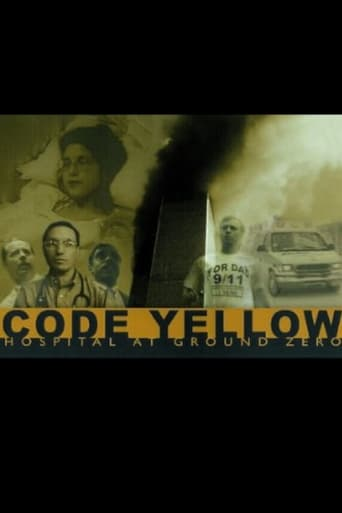 Poster of Code Yellow: Hospital at Ground Zero