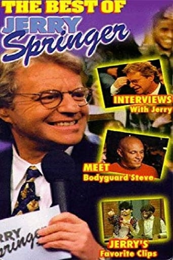 The Best of Jerry Springer Movie Poster