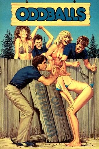 Poster of Oddballs