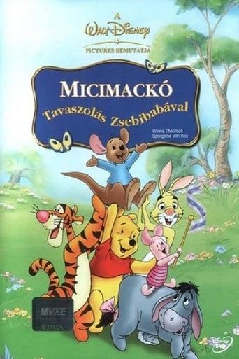 Micimackó - Tavaszolás Zsebibabával