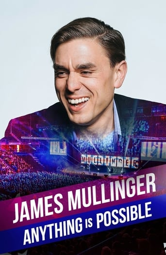 Poster of James Mullinger: Anything Is Possible