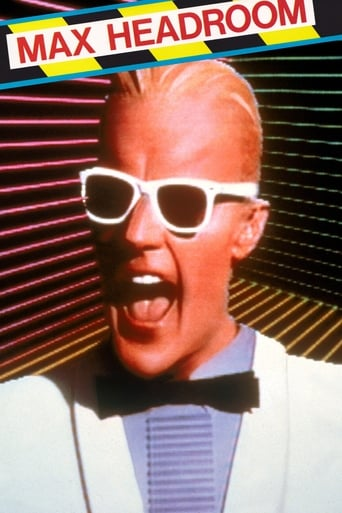 Poster of The Max Headroom Show