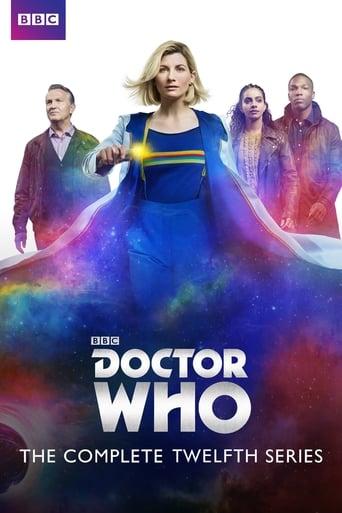 Doctor Who 12ª Temporada - Poster