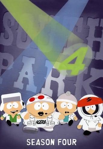 South Park 4ª Temporada - Poster