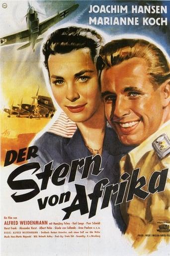 Poster of Der Stern von Afrika