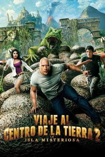 Poster of Viaje al centro de la Tierra 2: La isla misteriosa