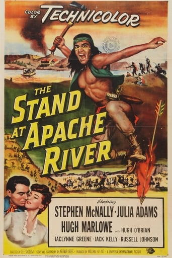 Poster of The Stand at Apache River