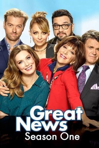 Notícias em Grande 1ª Temporada - Poster
