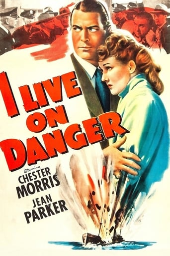 Poster of I Live on Danger