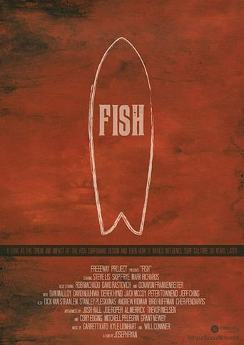 Watch Fish: The Surfboard Documentary 2016 full online free