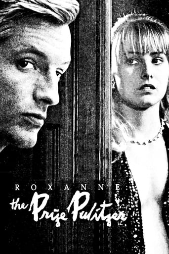 Poster of Roxanne: The Prize Pulitzer