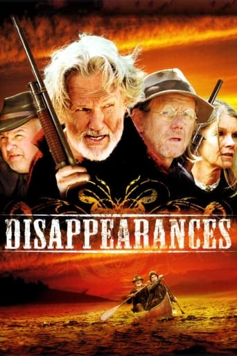 Poster of Disappearances