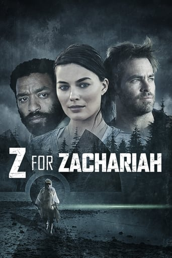 Z for Zachariah - Science Fiction / 2016 / ab 12 Jahre