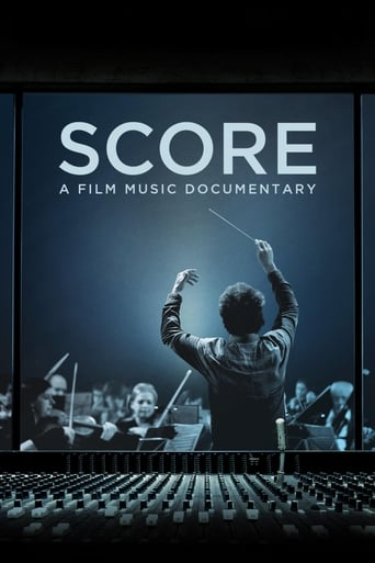 Poster of Score: Compositores de Oscar