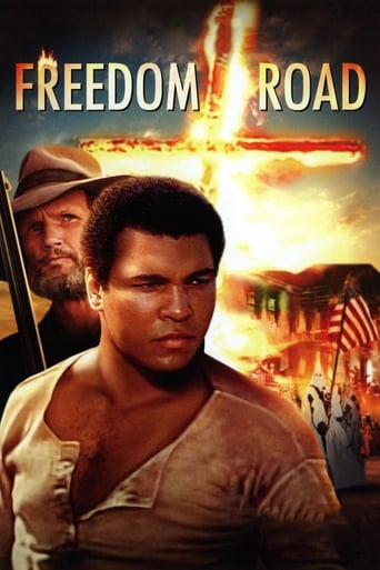 Poster of Freedom Road