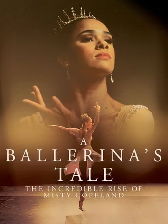Poster of A Ballerina's Tale