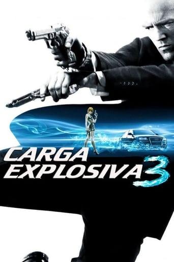 Carga Explosiva 3 - Poster