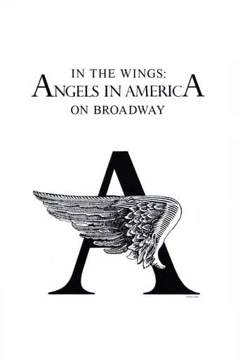 Poster of In the Wings: Angels in America On Broadway