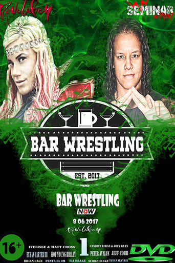 Poster of Bar Wrestling