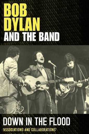 Poster of Bob Dylan & The Band: Down In The Flood