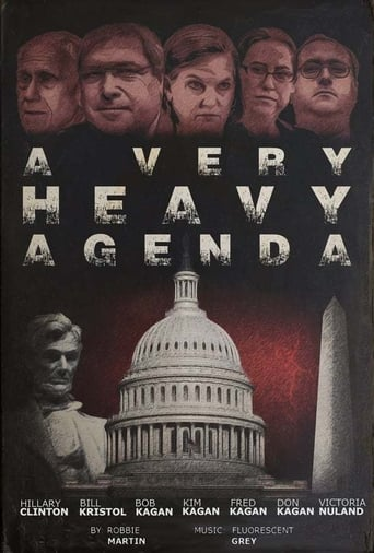 A Very Heavy Agenda Part 2: How We Learned To Stop Worrying and Love the New Neocons
