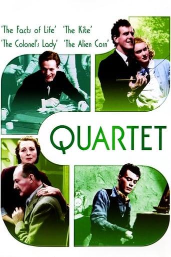 Poster of Quartet
