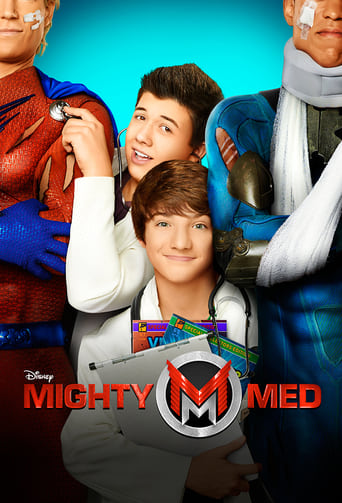 Poster of Mighty Med