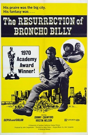 Ver The Resurrection of Broncho Billy pelicula online