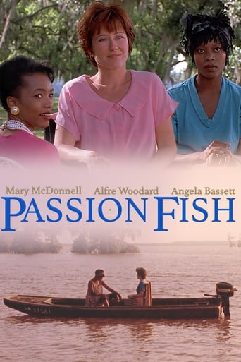 Poster of Passion Fish