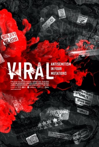 Poster of Viral: Antisemitism in Four Mutations