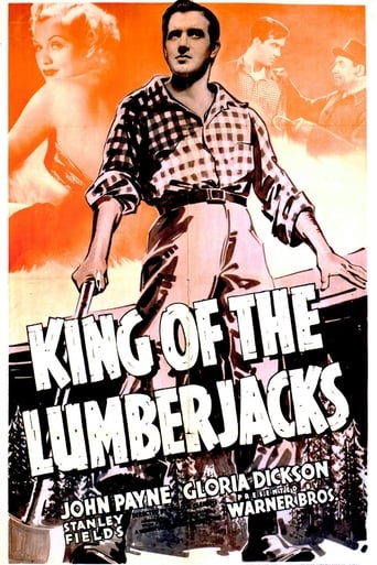 Poster of King of the Lumberjacks