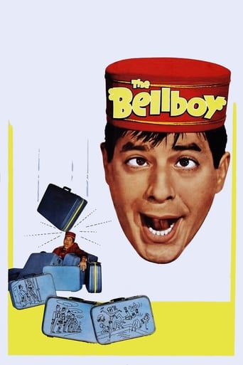 The Bellboy Movie Poster